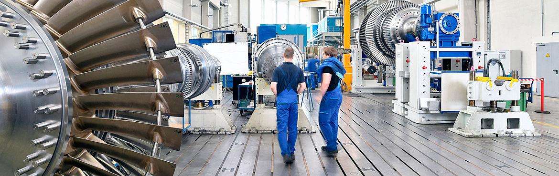 Kessel- und Turbinenwärterprüfungen